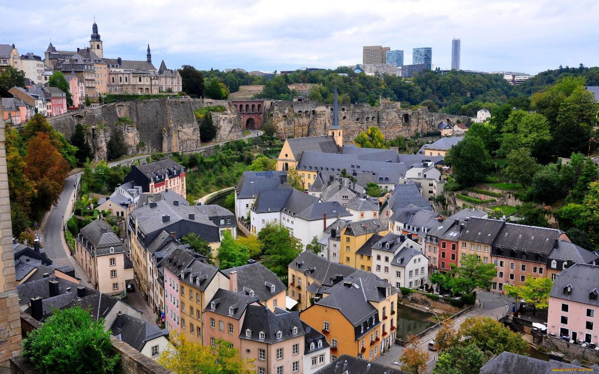 люксембург фото города обещал зрителям
